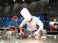 八道藏創作鐵板料理