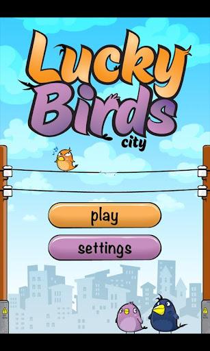 Lucky Birds City