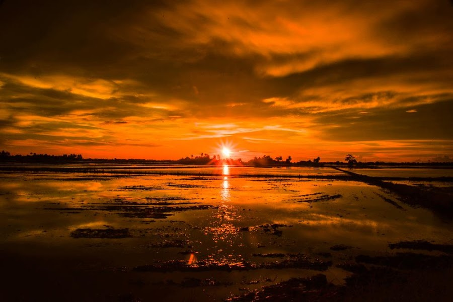 by Chairelgibrant Othman - Landscapes Sunsets & Sunrises