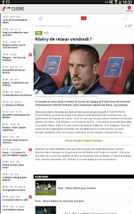 L'Equipe.fr : foot, rugby Screenshot 9