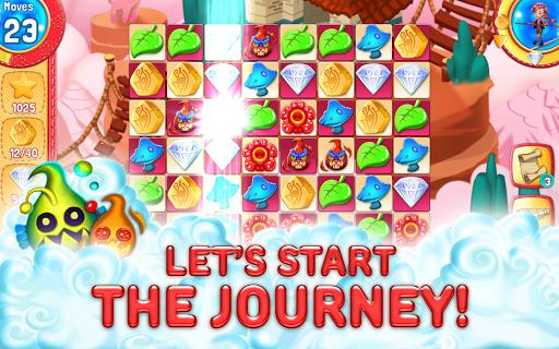 【免費休閒App】Nelly's Puzzle Jam-APP點子