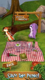 Nuts!: Infinite Forest Run Screenshot 2