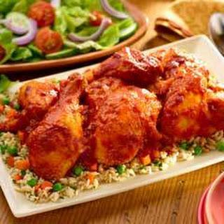 Slowly-braised Chicken In Tomato Sauce.