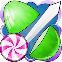 Easter Egg Candy Slicer Game icon