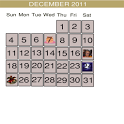 Global Family Calendar icon
