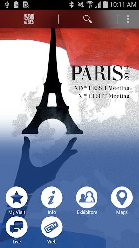 FESSH Meeting Paris 2014