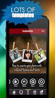 Screenshot of InstextUs - TEXT for Instagram