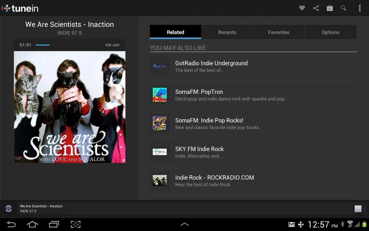 tunein radio free download for ipad