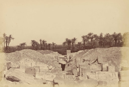 [Abydos, Small Temple]