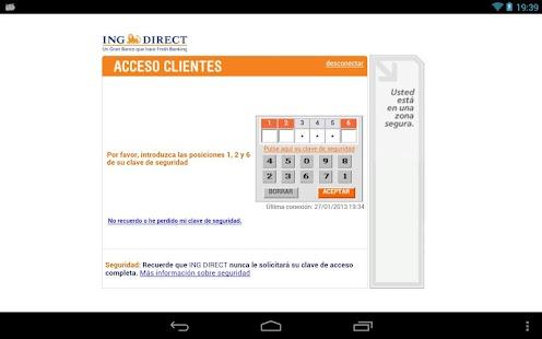 ING Launcher - screenshot thumbnail