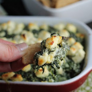 My Favorite Spinach Dip.