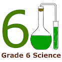 Grade 6 Science by 24by7exams icon