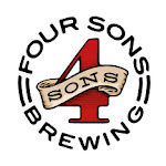 Logo of Four Sons Daily Drinking Beer