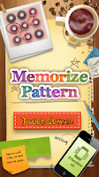 Screenshot of Memorize Pattern !