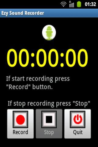 Ezy Sound Recorder