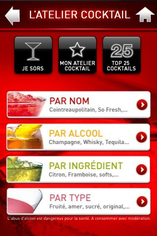 Atelier Cocktail - screenshot