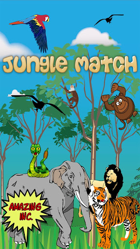 Animals In The Jungle Games