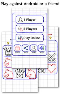 Tic Tac Toe Duel (Online) - screenshot thumbnail