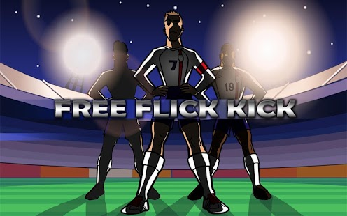 Free Flick Kick - screenshot thumbnail