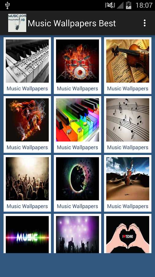 music wallpaper best android apps on google play