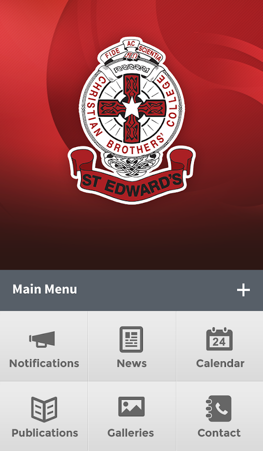 St Edward's College- screenshot