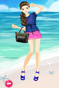Girl Dress Up - Summer Fashion, model makeup on the App ...