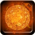 Solar Flare Live Wallpaper icon