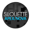 Silouette HD Apex / Nova Theme icon