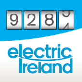 Electric Ireland Meter Reading