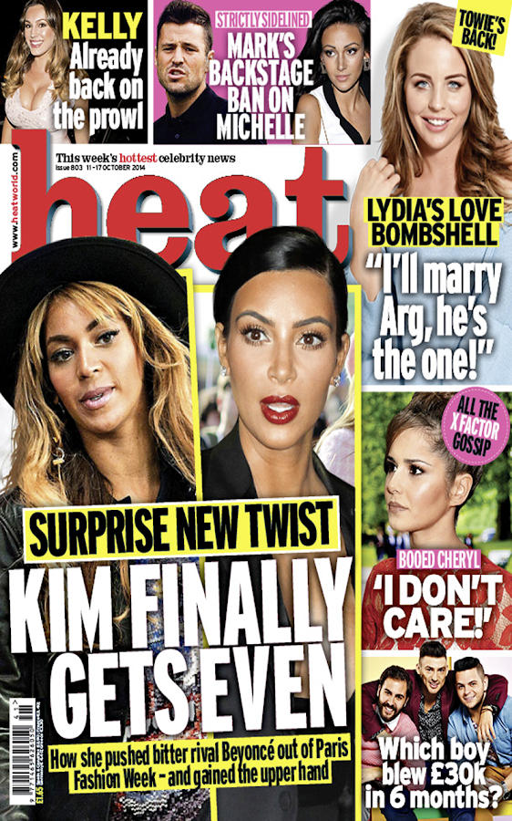 Latest News Stories | Celebrity Articles | Heat