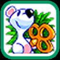 Snowy Puzzle Island logo