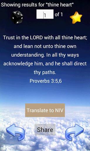 Bible Commands
