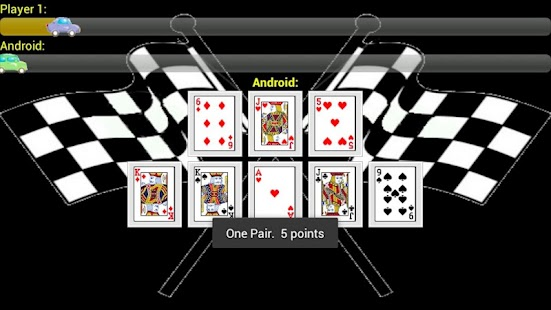 Race Poker Lite - screenshot thumbnail