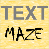 Text Maze