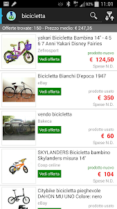 TrovaPerMe prezzi e shopping screenshot 1