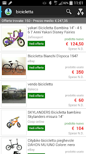 TrovaPerMe prezzi e shopping- screenshot thumbnail