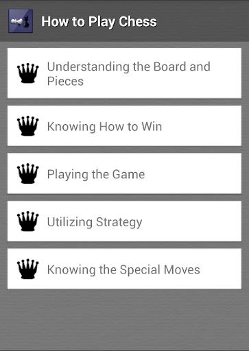 如何玩國際象棋