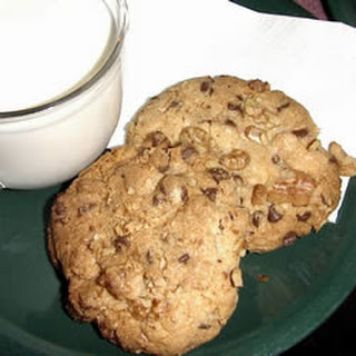 Double Nut Chocolate Chip Cookies