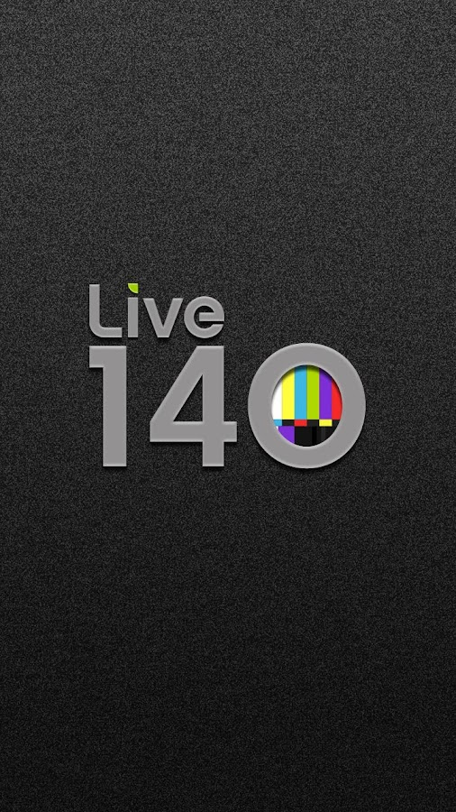 Live 140: Tweet Streams for TV - screenshot
