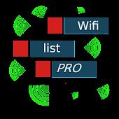 WiFi List widget PRO