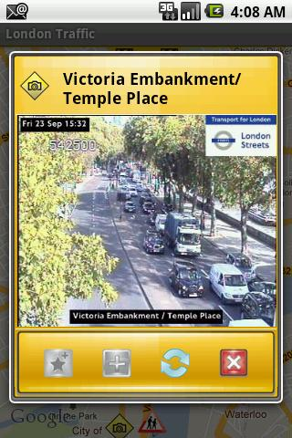 London Traffic LIVE - screenshot