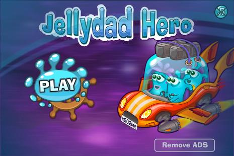 JellyDad Hero - náhled