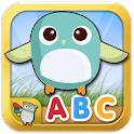 Kids ABC Alphabet Puzzles logo