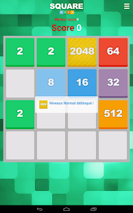 Square 2048- screenshot thumbnail