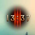 Diablo III Clock Widget icon