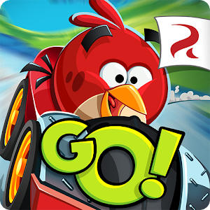 (New Game) Angry Birds Go races onto Android!