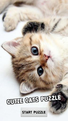 Cutie Cats Puzzle