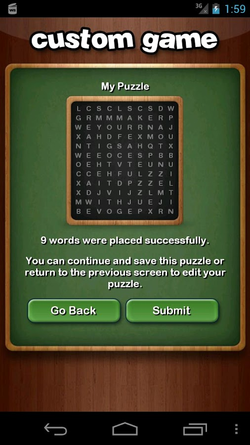 Word Search Game: Word Super - screenshot