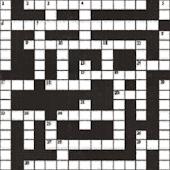 SpanishEnglish Crossword  LITE
