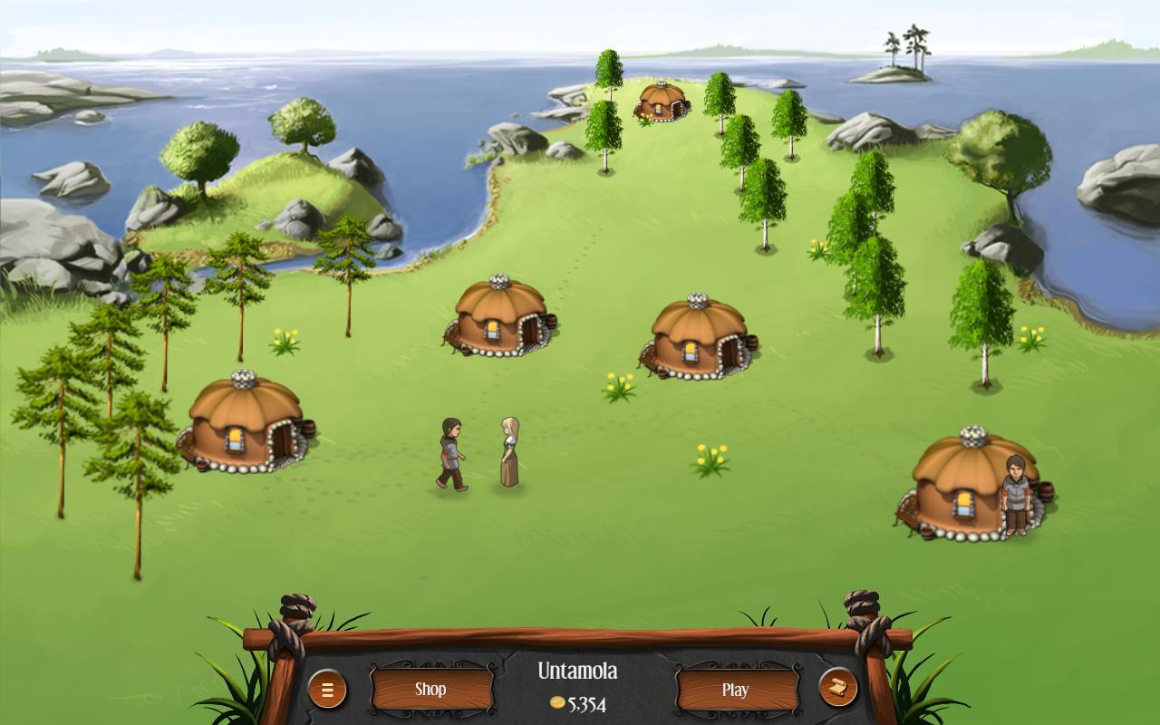 Heroes of Kalevala screenshot #3